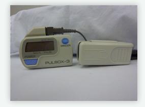 パルスオキシメーターSpO2 血中酸素飽和度測定