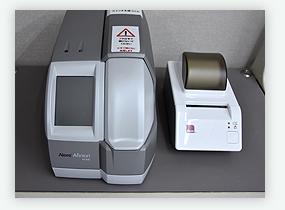 ヘモグロビンA1c測定機器